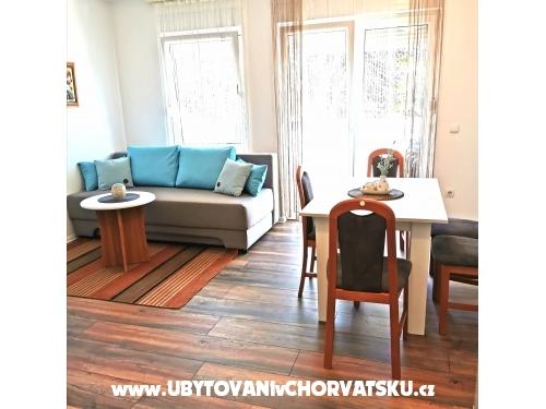 Apartmány Aurora - ostrov Pag Chorvátsko