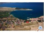 Apartmani Aurora - ostrov Pag Hrvatska