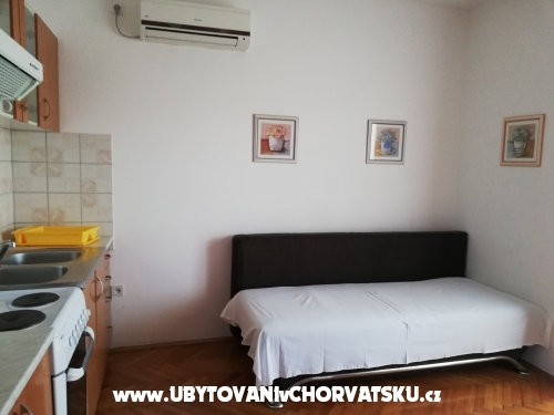 Appartements Babi� Pag - ostrov Pag Kroatien