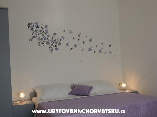 апартаменты Barcarola - ostrov Pag Хорватия