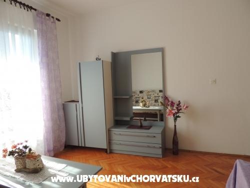 Apartmány Barcarola - ostrov Pag Chorvátsko