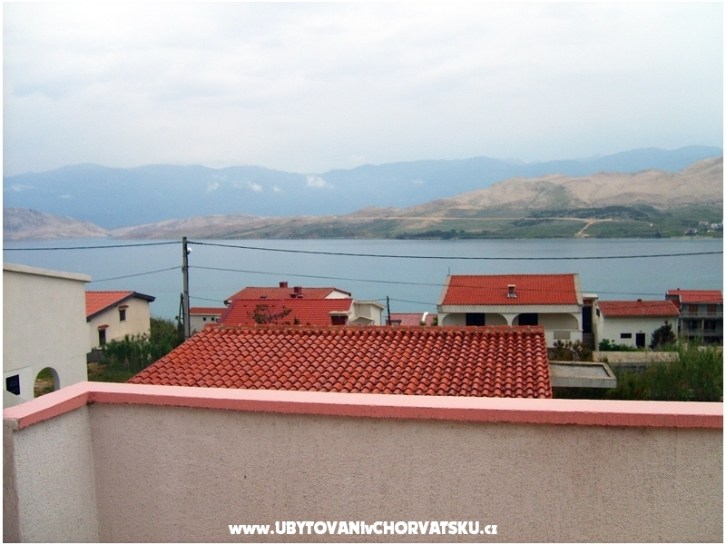 Apartmani Barcarola - ostrov Pag Hrvatska