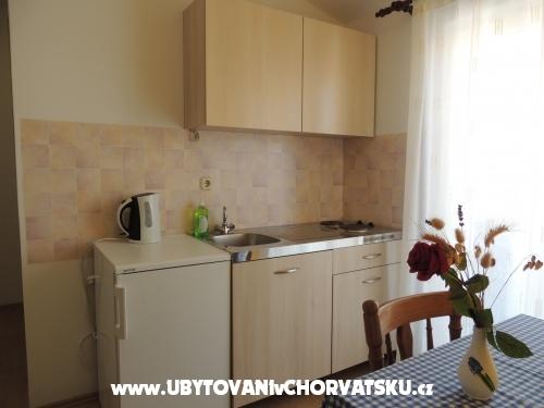 Apartmány Barcarola - ostrov Pag Chorvatsko