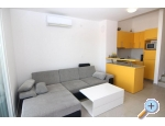 Appartements Beach - ostrov Pag Kroatien