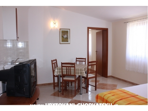 Apartmány Blato Perla - ostrov Pag Chorvatsko