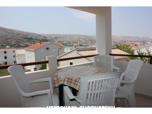 Apartamenty Blato Perla - ostrov Pag Chorwacja