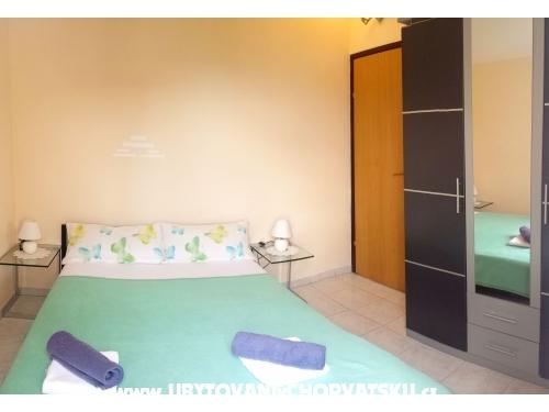 Apartmaji Branka - ostrov Pag Hrvaška