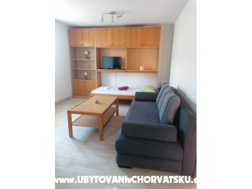 Apartmány Branka - ostrov Pag Chorvatsko