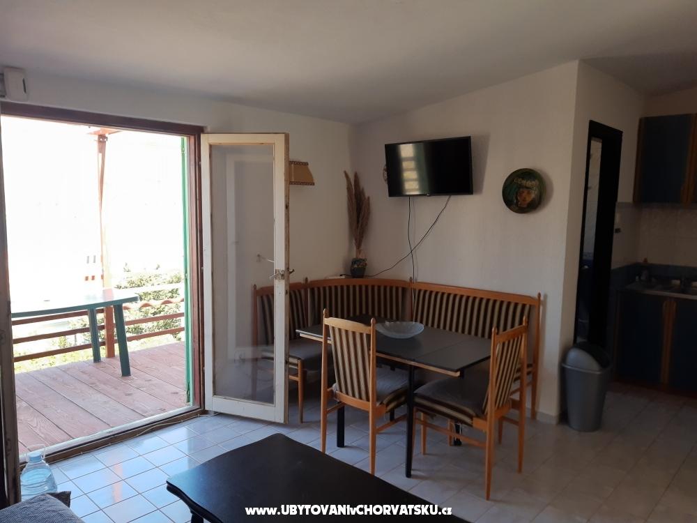 Apartamenty Cajner Pag - ostrov Pag Chorwacja