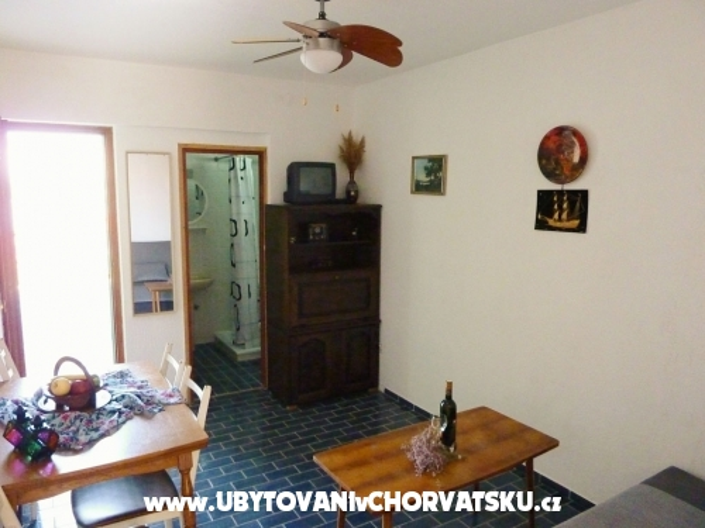 Ferienwohnungen Cajner Pag - ostrov Pag Kroatien