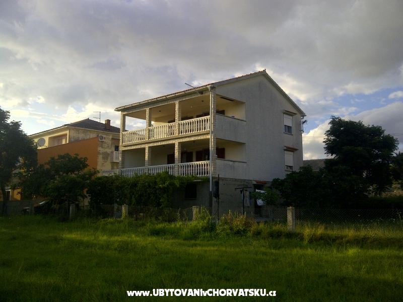 Apartm�ny �uri� Povljana - ostrov Pag Chorv�tsko