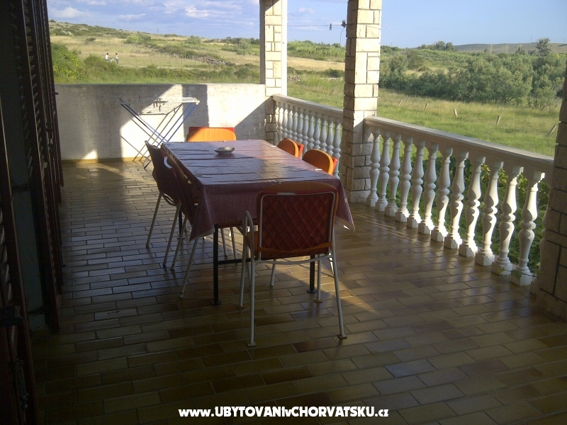 Apartments �uri� Povljana - ostrov Pag Croatia
