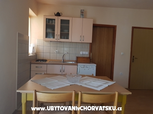 Apartmány Dalma - ostrov Pag Chorvatsko