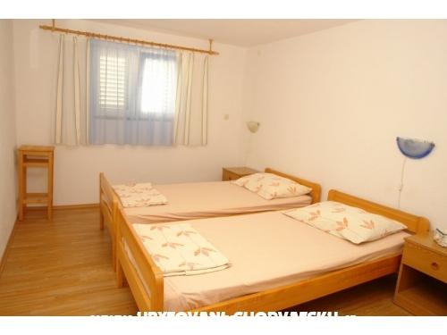 Apartmanok Dobre - ostrov Pag Horvátország