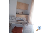 Apartmány Dobre - ostrov Pag Chorvatsko