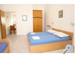 Appartements Dobre - ostrov Pag Kroatien