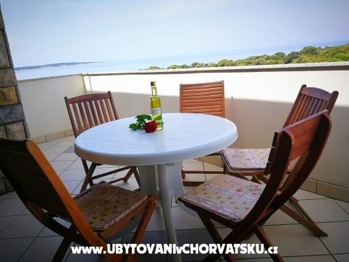 Apartmani Elenor - ostrov Pag Hrvatska