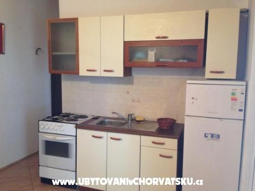 Apartmány Galeb - ostrov Pag Chorvatsko