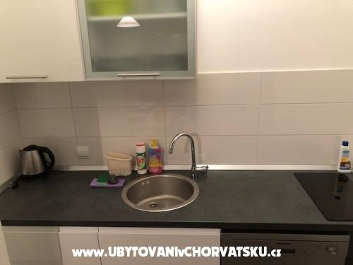 Appartements Gligora - ostrov Pag Kroatien