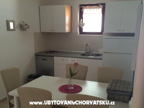 Apartmanok Gligora - ostrov Pag Horvátország