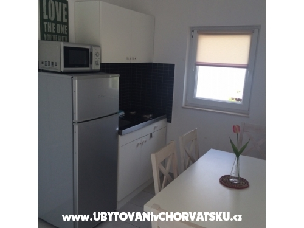 апартаменты Gligora - ostrov Pag Хорватия