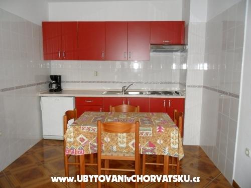 Apartmani Golija - ostrov Pag Hrvatska