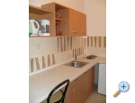 Appartements Ina - ostrov Pag Kroatien