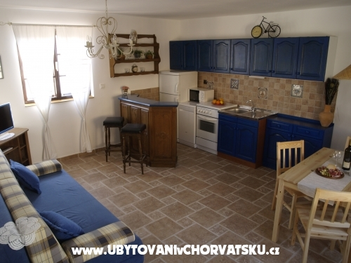 Appartements Ina - ostrov Pag Croatie