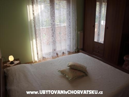 Apartmány Ita s bazenom - ostrov Pag Chorvátsko
