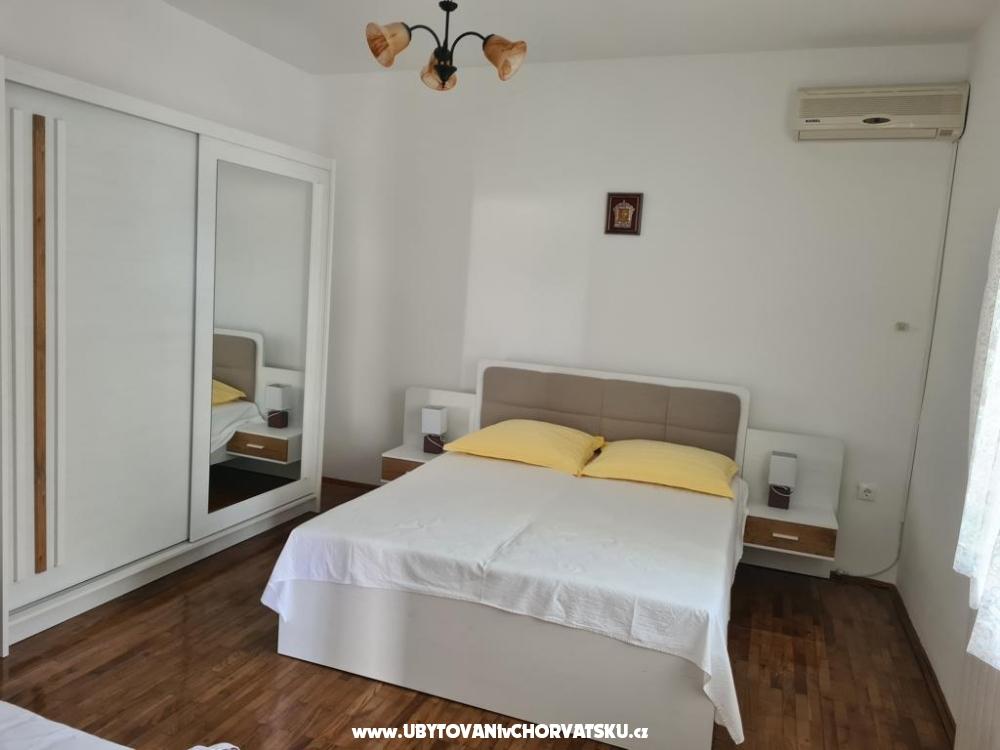 Apartmány Iva i Mirjana - ostrov Pag Chorvátsko