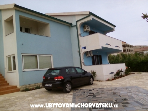 Appartements Iva - ostrov Pag Kroatien