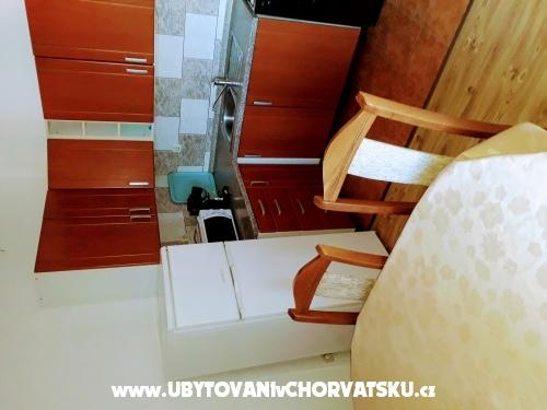 Apartmány Iva - ostrov Pag Chorvatsko