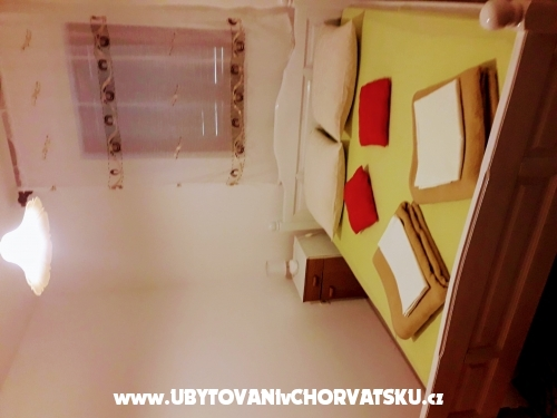 Appartements Iva - ostrov Pag Croatie