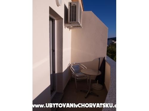 Apartmány Jadran - ostrov Pag Chorvatsko