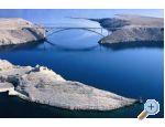Appartements Jadran - ostrov Pag Kroatien