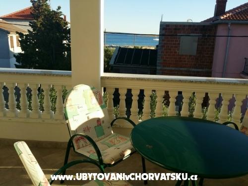 Apartmány Karmen - ostrov Pag Chorvatsko