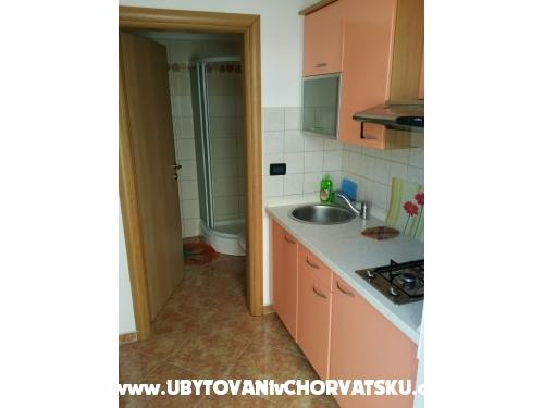 Apartmanok Karmen - ostrov Pag Horvátország
