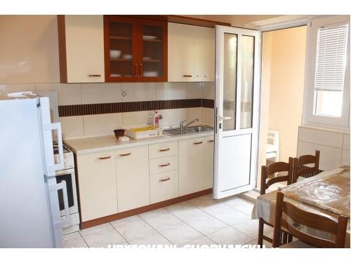 Apartmanok Kustic - ostrov Pag Horvátország