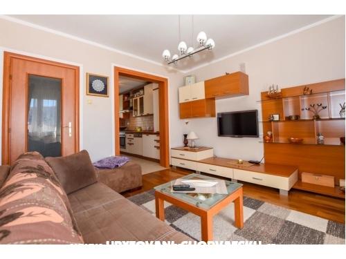 Apartmány Lana - ostrov Pag Chorvátsko
