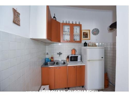Apartmaji Lucija - ostrov Pag Hrvaška