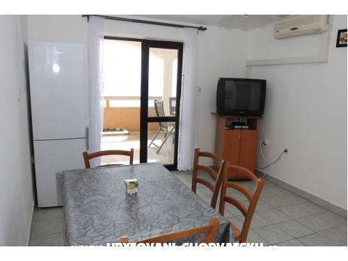 Appartements Mak - ostrov Pag Croatie