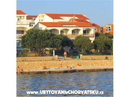Apartments Mak - ostrov Pag Croatia