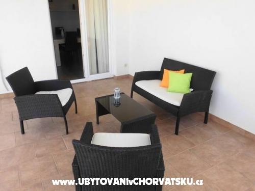 Apartmány Mara - ostrov Pag Chorvatsko
