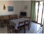 Appartements Mare - ostrov Pag Kroatien