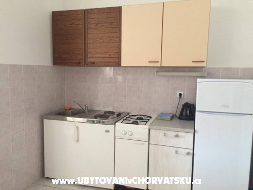 Appartements Mare - ostrov Pag Croatie