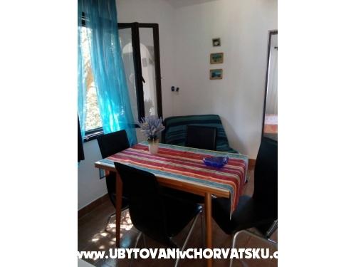 Apartmány Marijana Mandre - ostrov Pag Chorvatsko