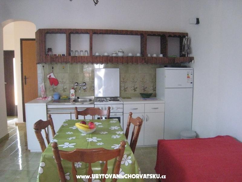 Apartmány Marijana Mandre - ostrov Pag Chorvátsko