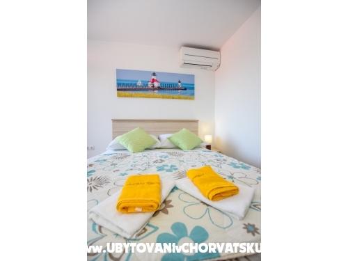 Apartmány Marko - ostrov Pag Chorvátsko