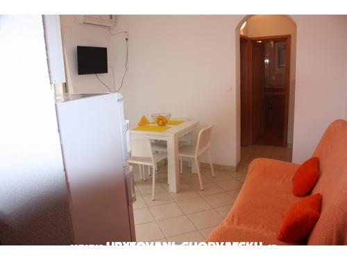 Appartements MBM - ostrov Pag Croatie