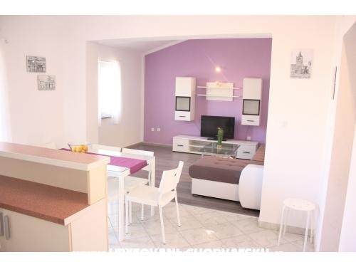 Apartmani MBM - ostrov Pag Hrvatska
